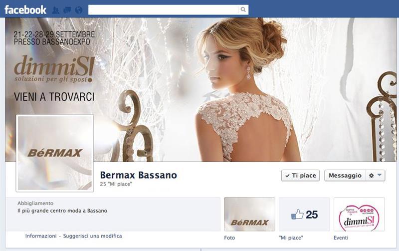 Diventa fan su Facebook di Bermax Bassano 188f614fce0