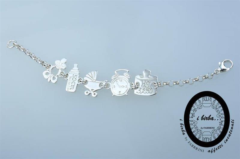 Gioielli Fabbrini collezione Birba: collane e braccialetti in ...