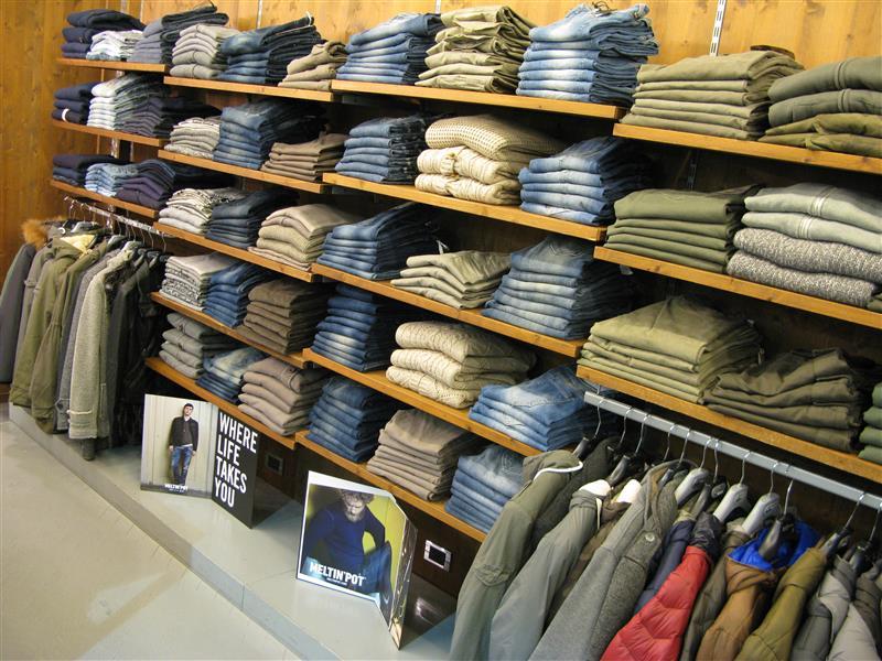 negozi abbigliamento bassano